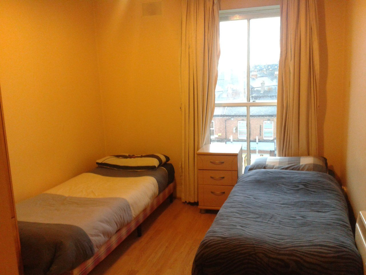 Residence bedroom Dublin