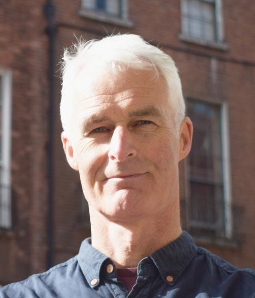 Englishour Teacher - Tom O'Brien