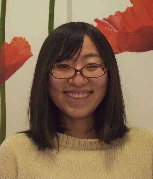 Kaori Sakai Administration Manager