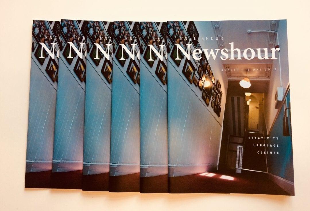 Englishour Magazine Newshour