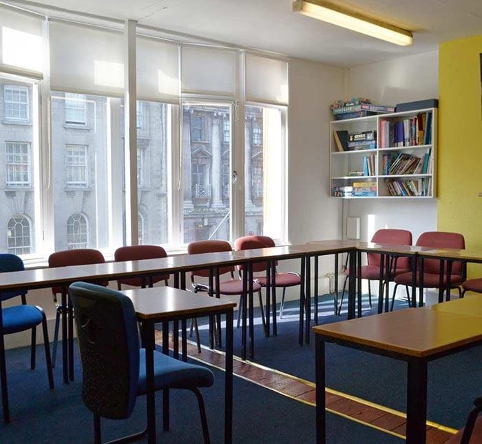 Bright Classroom Englishour Dublin